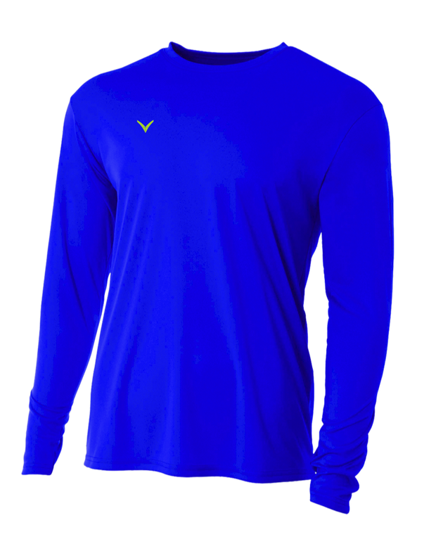 Verbero Hockey Youth Long Sleeve Performance Crew