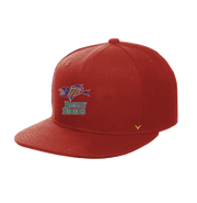 Rusty Hooks Snap Back Flat Bill Hat