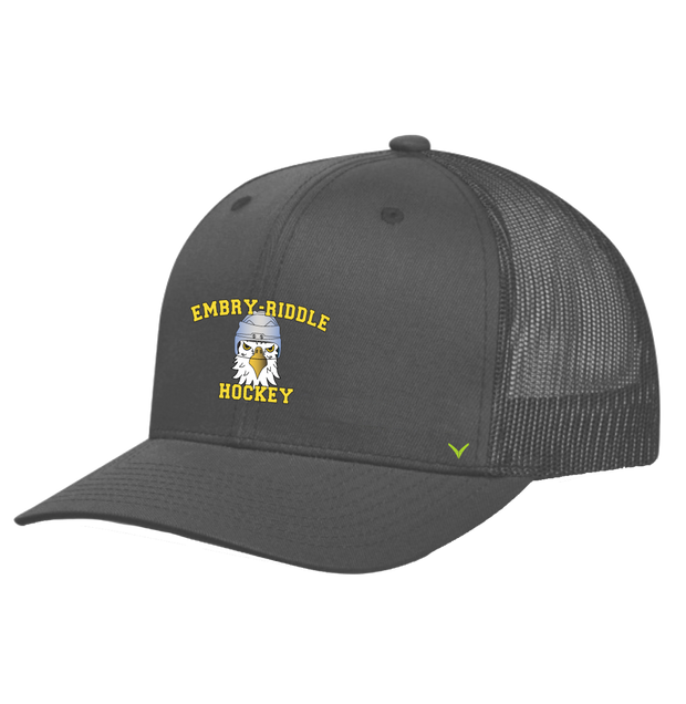 Verbero Hockey Snap Back Trucker Hat