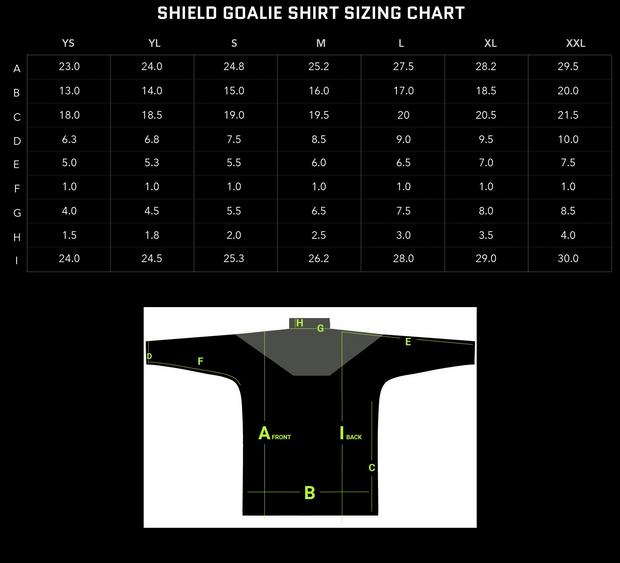 Verbero Junior Long Sleeve Shield Shirt
