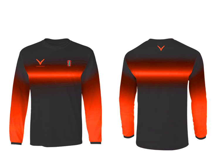 Youth Team Long Sleeve Shirts