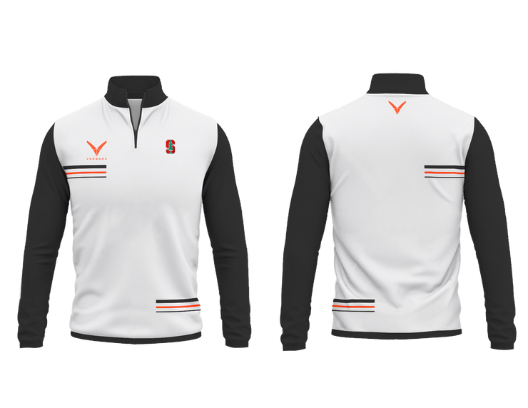 Youth Team Quarter Zip Jackets