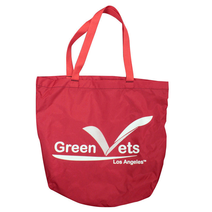 GreenVetsLA Reusable Shopping Bags