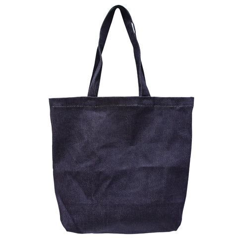 Denim Reusable Shopping Bag