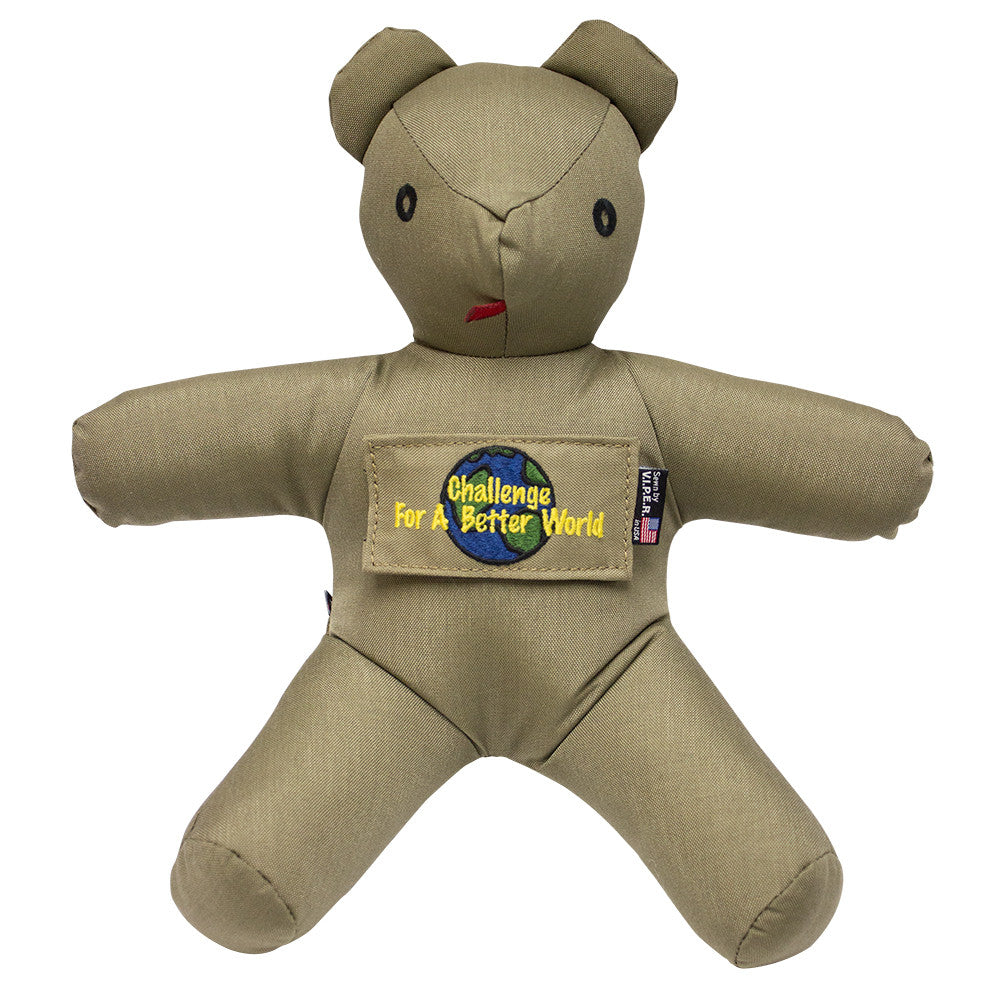 Challenge Bear, Patch