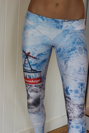 """The Sky's the Limit"" Performance Leggings"