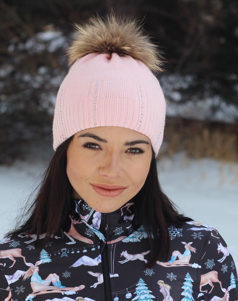 """Sparkles in the Snow"" Beanie"