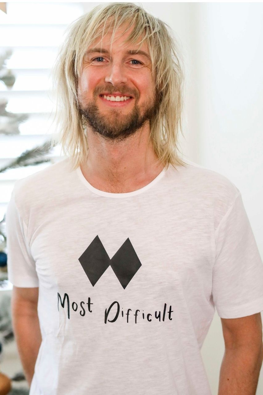 MOST DIFFICULT Mens Tee
