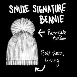 "Snuxe Luxe ""SKIBUNNY"" Beanie"