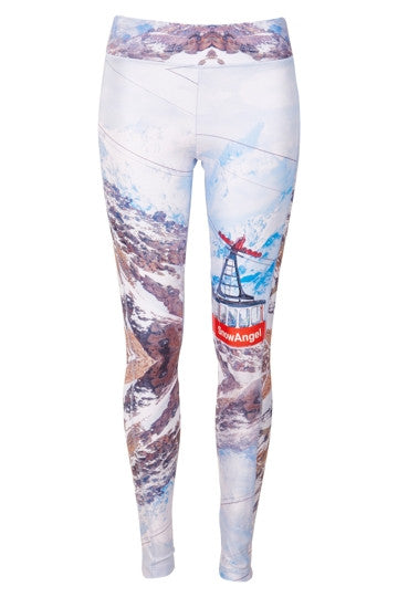 """The Sky's the Limit"" Compression Leggings"