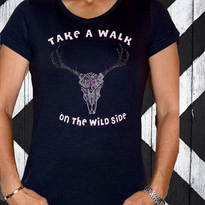 The WILD SIDE S/Sleeve Tee