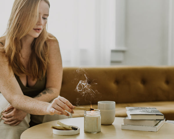 9 Tips for Energetic Cleansing with Incense