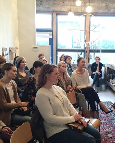 Clean Beauty Q & A at Moonrise Creative