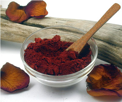 Moroccan Red Clay - image from thesoapier.com