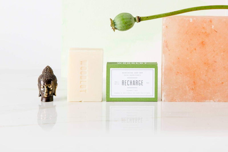 Recharge — 4oz Soap Bar