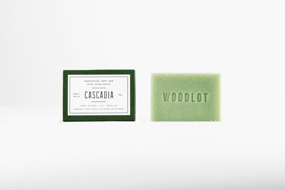 Cascadia — 4oz Soap Bar