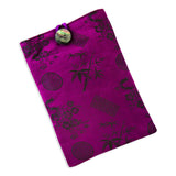 Tablet Cover - Silk Jacquard (fuchsia)