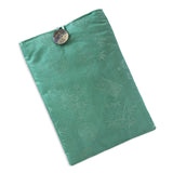 Tablet Cover - Silk Jacquard (mint)