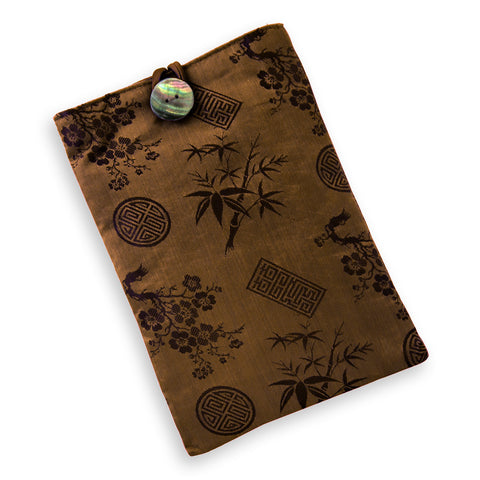 Silk Jacquard Tablet Cover