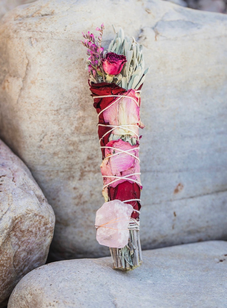 Rose Sage Blend || By Elements of Sage