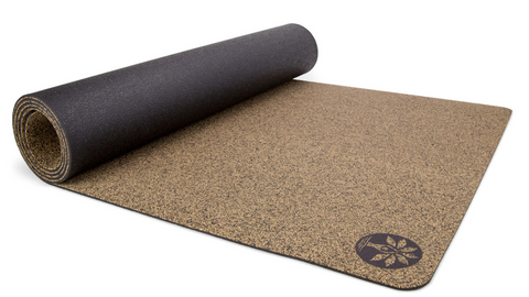"80"" Native Cork Yoga Mat 