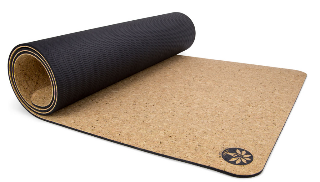 Orginal Air Cork Yoga Mat || By YOLOHA