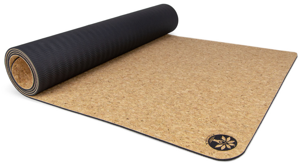 "72"" Nomad Cork Yoga Mat 