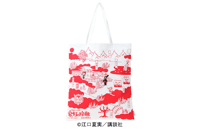 Tote bag, Hozuki in the picture of Hell