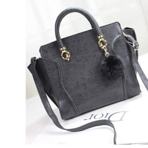 PU Leather Tote