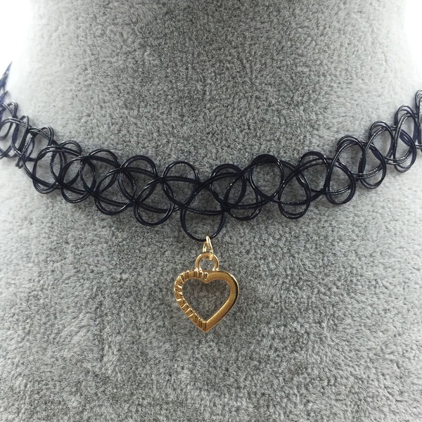 Kawaii Choker - Heart