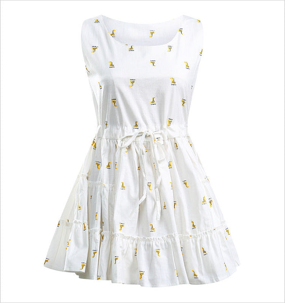 Little Giraffe Dress