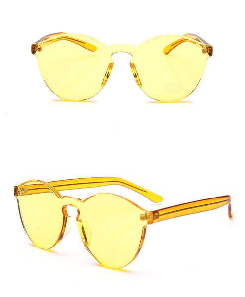 Colorist Sunglasses - Yellow