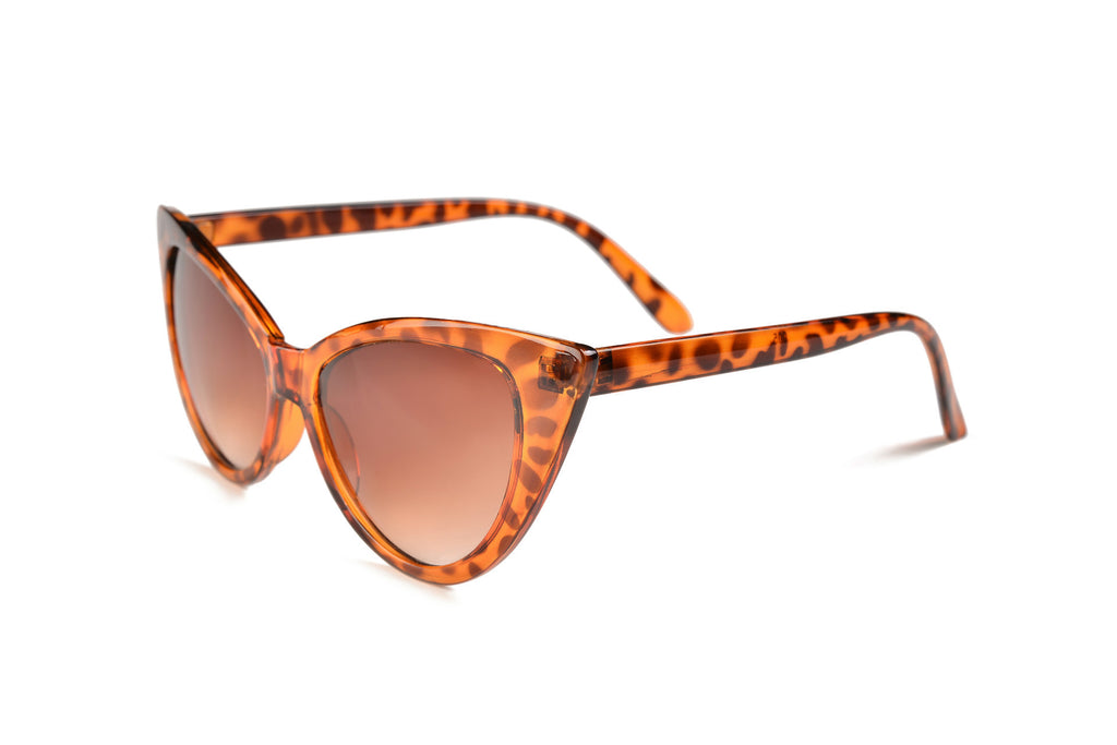 Ultimate Cat Eye Sunglasses - Tortoise