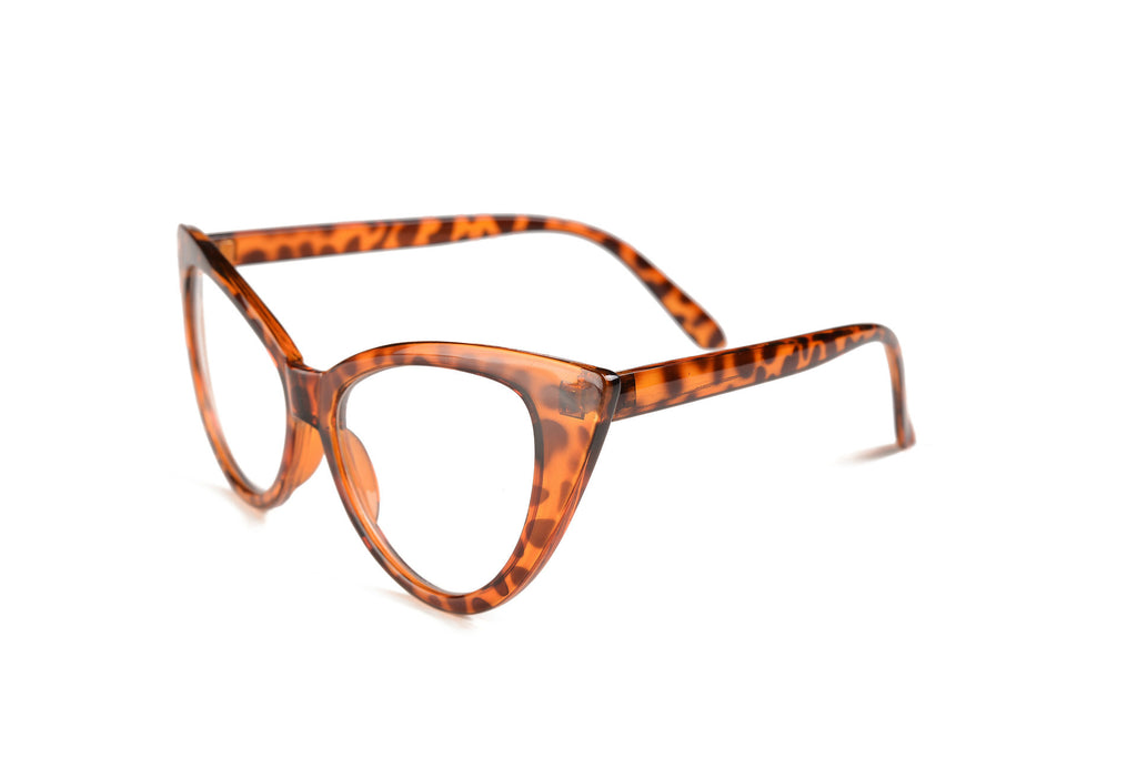 Ultimate Cat Eye Glasses - Tortoise