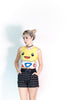Togepi Pokemon Crop Top
