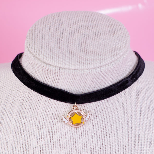 Cardcaptor Sakura Magic Wand Choker