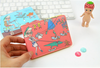Funky Zoo Card Holder