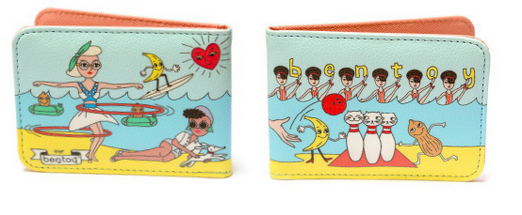 Sporty Girls Card Holder