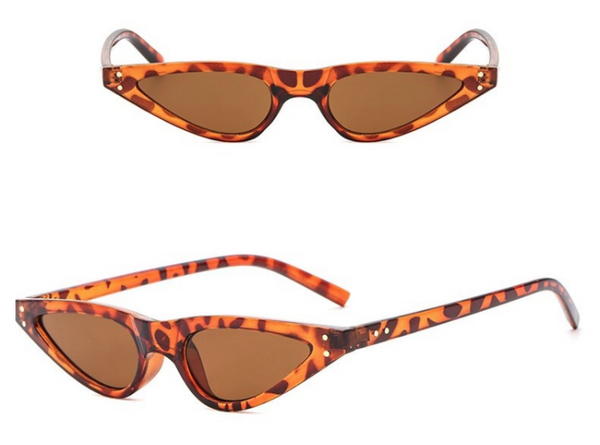 Vivian Cat-eye Vintage Glasses - Tortoise