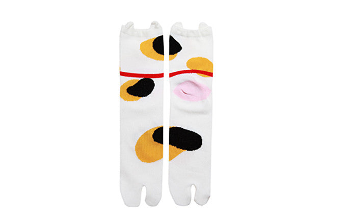 "Tabi Socks ""Mike"" Japanese Bobtail"