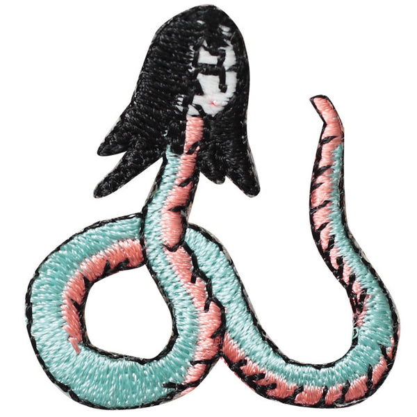 Glow in Dark Patch: Sara-hebi the snake