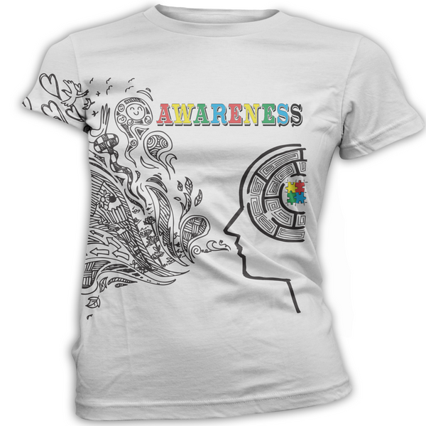 Speak Autism Awareness T-Shirt