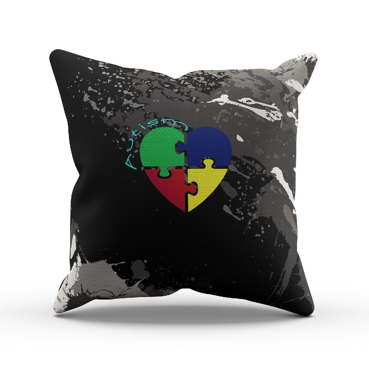 Autism Awareness Pillow