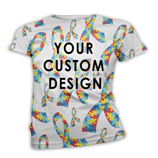 Custom Autism Awareness T-Shirt