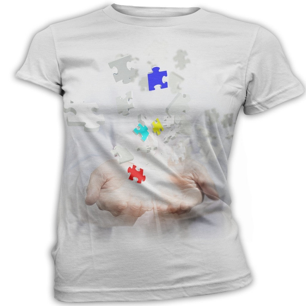In your Hands Autism Awareness T-Shirt