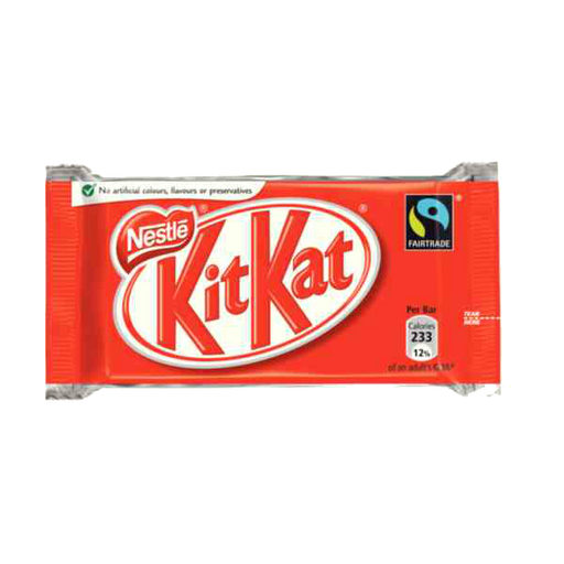 Nestle Kit Kat 4 finger 48 pack of 45g