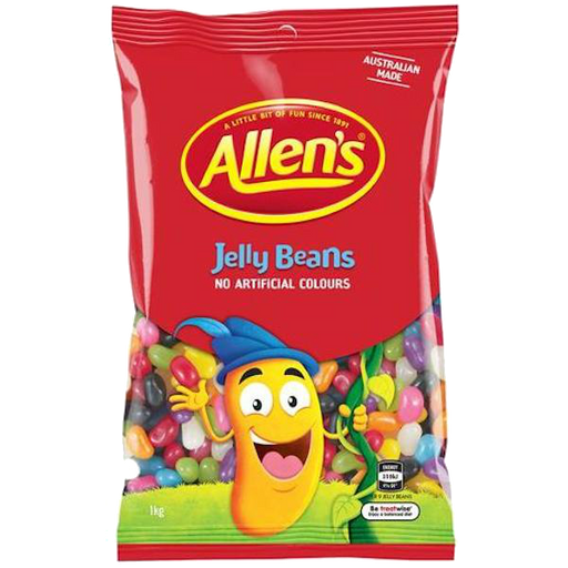 Allens 1kg Jelly Beans