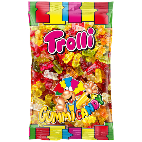 Trolli Gummy candy Bears 2kg -Gummy