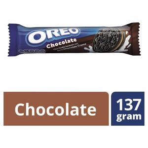 Oreo Original Choc Cookie Sandwich 1x137g