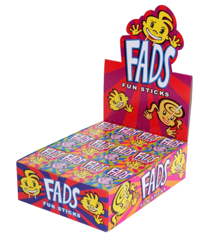Fyna Fads fun sticks